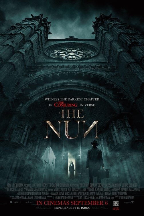 The Nun: un nuovo poster