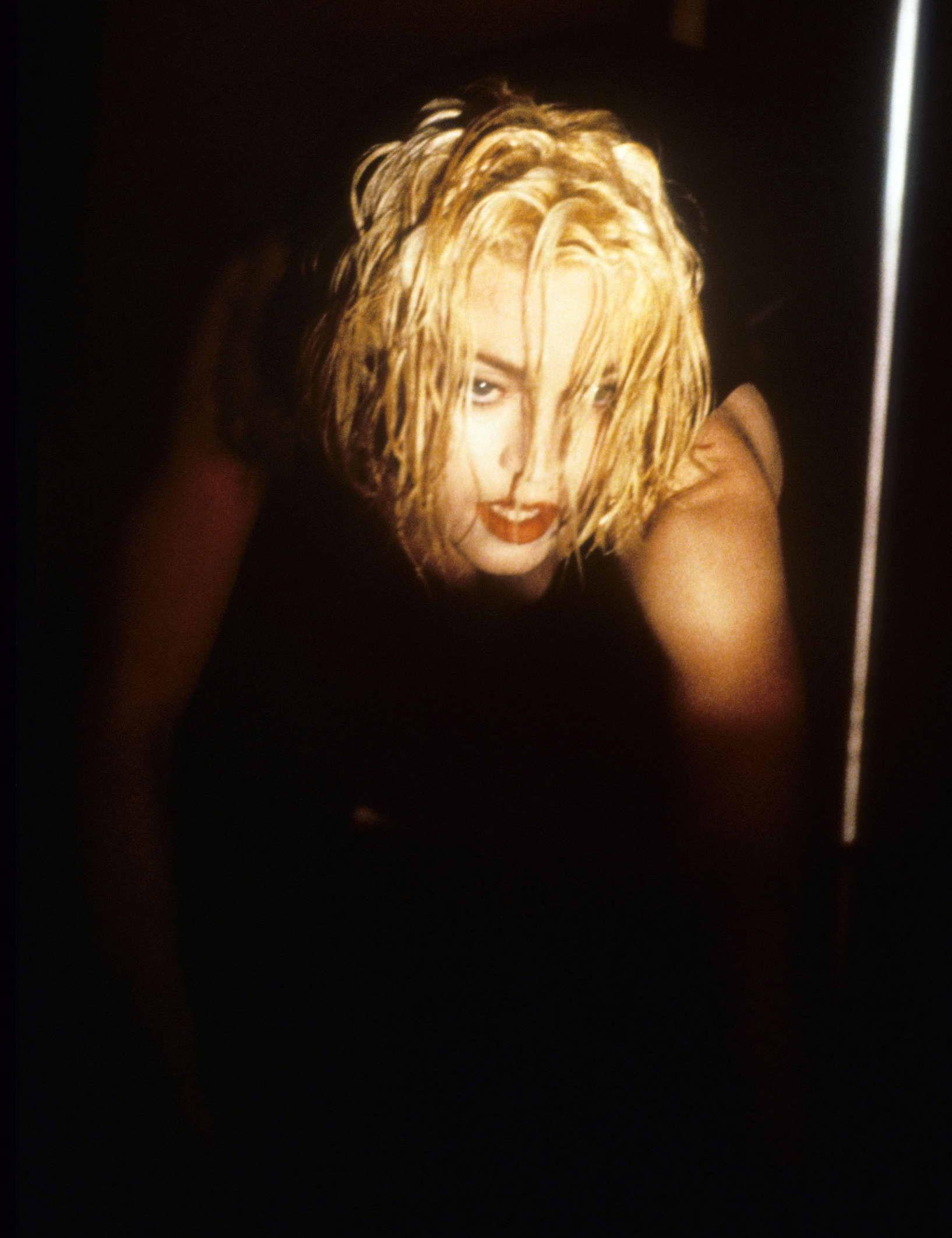 Madonna nel video di Express Yourself di David Fincher