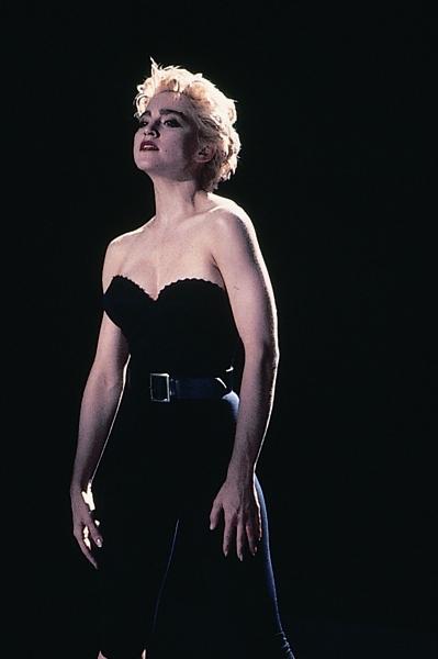 Madonna nel video di Papa Don't Preach