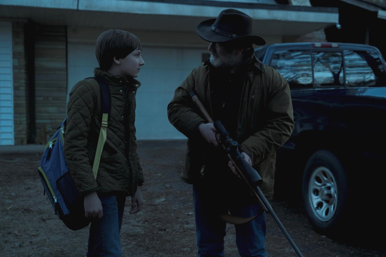 Ozark: una scena della seconda stagione della serie
