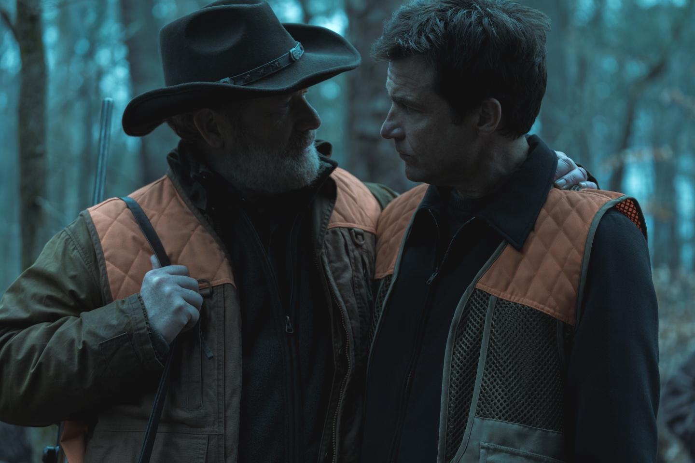 Ozark: Jason Bateman e Peter Mullan in una scena della seconda stagione