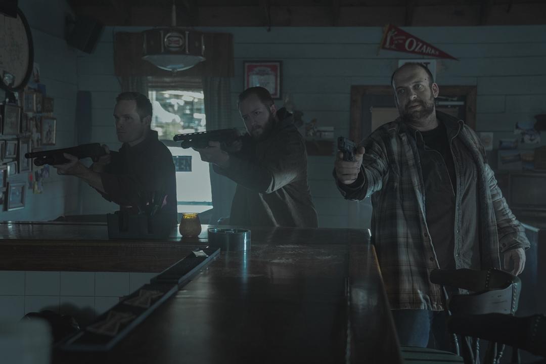 Ozark: un momento drammatico della seconda stagione