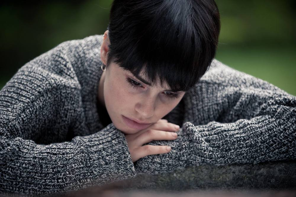 Acusada: Lali Espósito in una scena del film