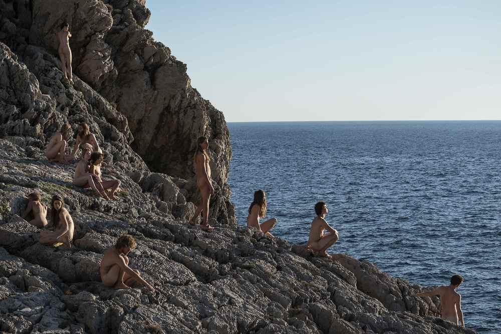 Capri - Revolution: una scena del film