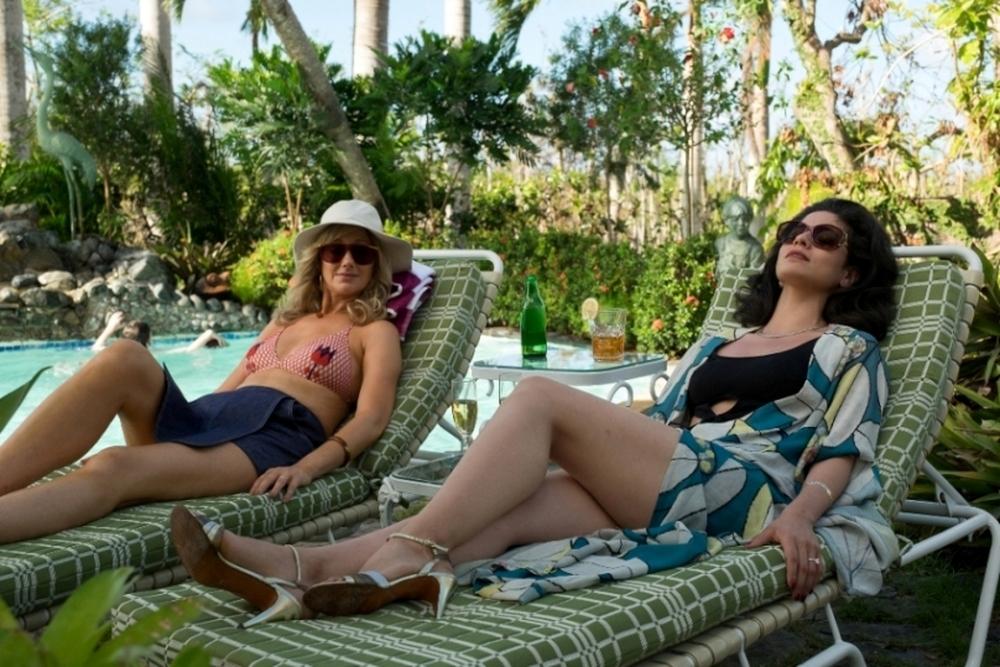 Driven: Judy Greer ed Erin Moriarty in una scena del film