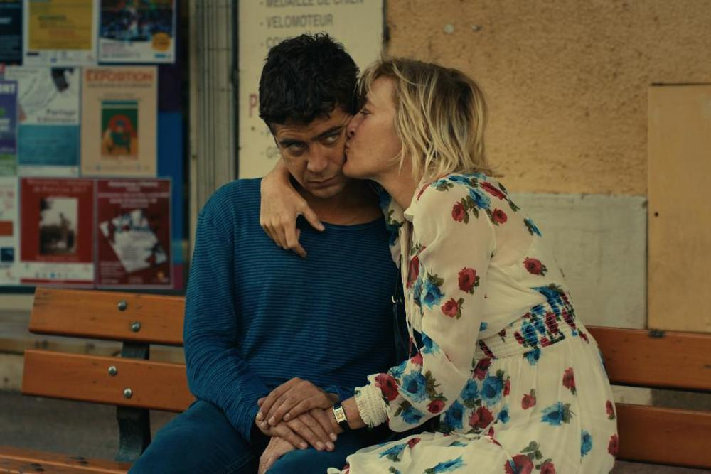 I villeggianti: Valeria Bruni Tedeschi e Riccardo Scamarcio in un momento del film