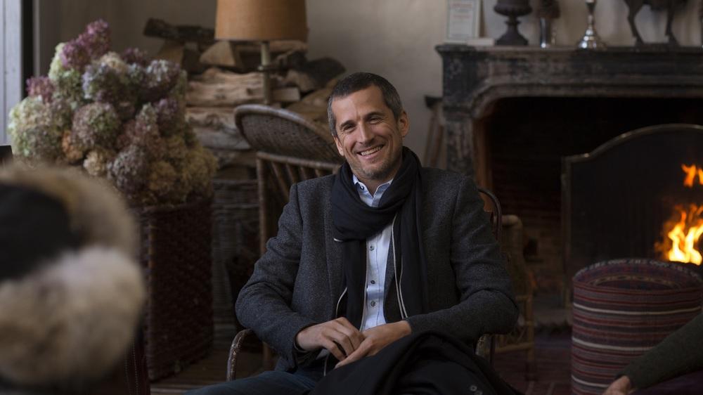 Il Gioco delle Coppie: Guillaume Canet in una scena del film