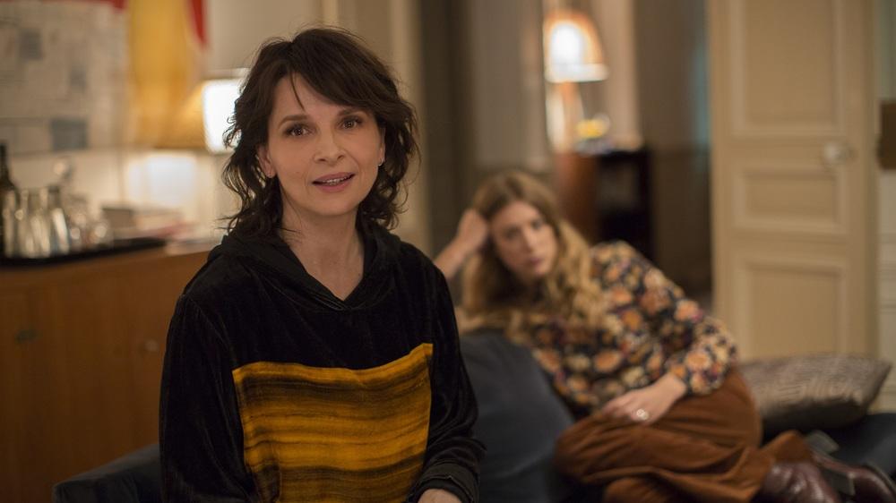 Non-Fiction: Juliette Binoche in una scena del film