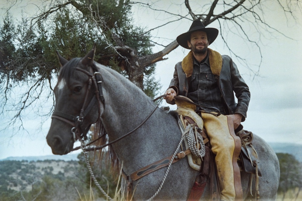 Nuestro tiempo: Carlos Reygadas in un momento del film
