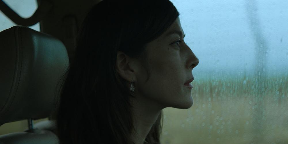 Nuestro tiempo: Natalia Lopez in un momento del film