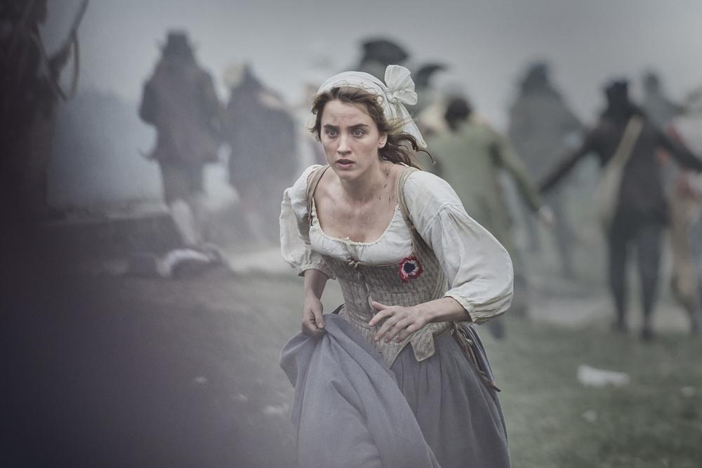 One Nation, One King: Adele Haenel in una scena del film