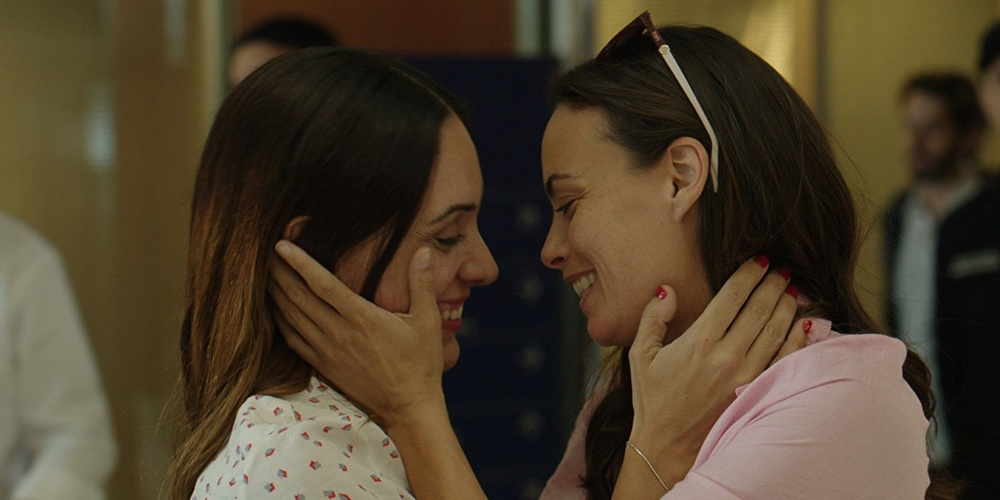 The Quietude: Martina Gusman e Berenice Bejo in un momento del film