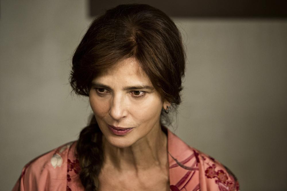 Una storia senza nome: Laura Morante in una scena del film