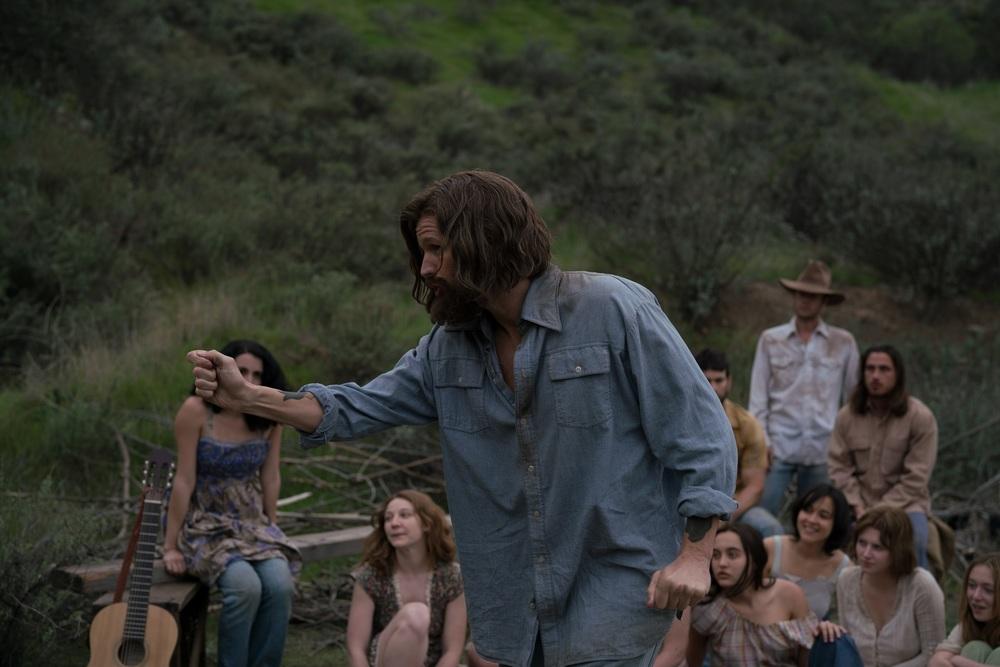 Charlie Says: Matt Smith in una scena del film