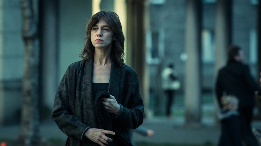 Dark Crimes: Charlotte Gainsbourg in una scena del film