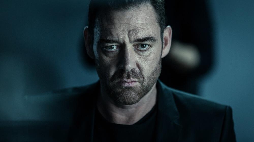 Dark Crimes: Marton Csokas in una scena del film