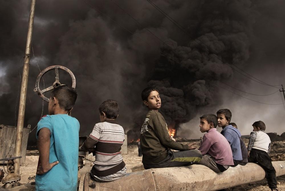 Isis, Tomorrow. The Lost Souls of Mosul: un'immagine tratta dal documentario