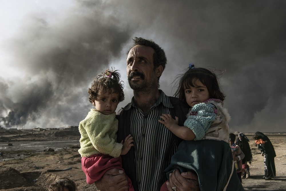 Isis, Tomorrow. The Lost Souls of Mosul: un'immagine del documentario