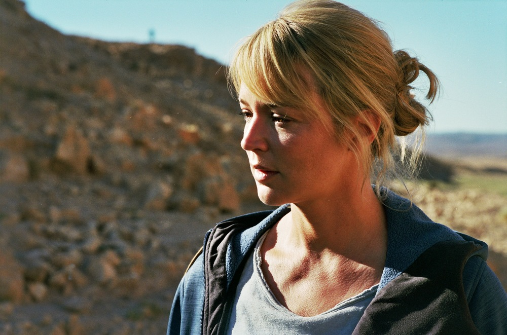Keep Going: Virginie Efira in una scena del film