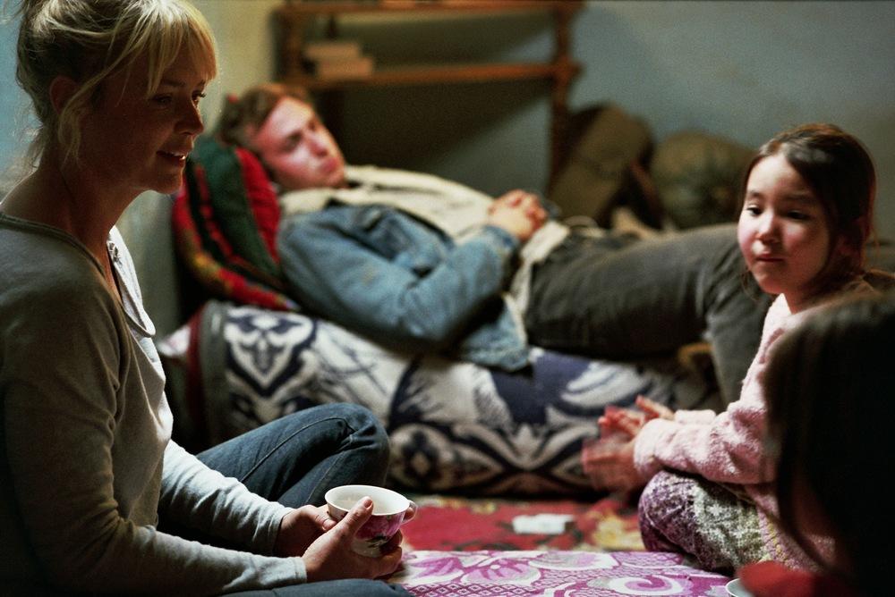Keep Going: Kacey Mottet Klein e Virginie Efira in una scena del film