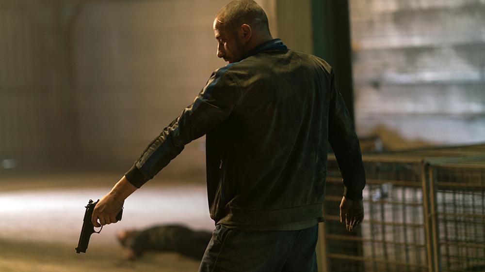 Le fidèle: Matthias Schoenaerts in una scena del film