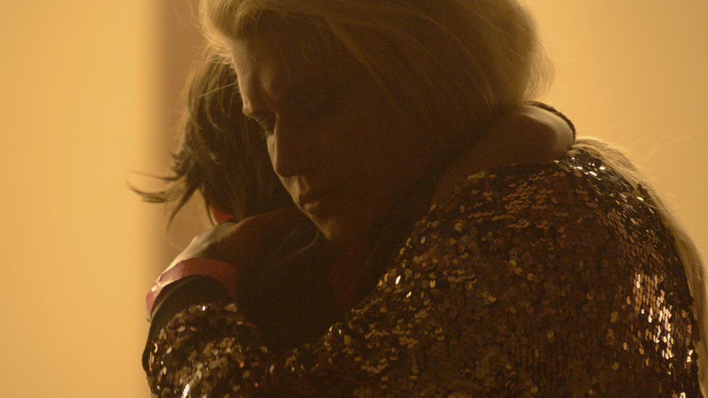 Pearl: Julia Föry in una scena del film