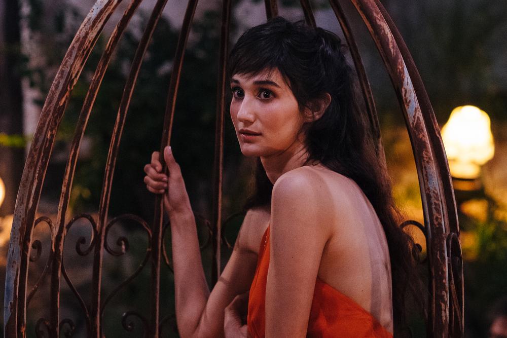 Ricordi?: Linda Caridi in un momento del film