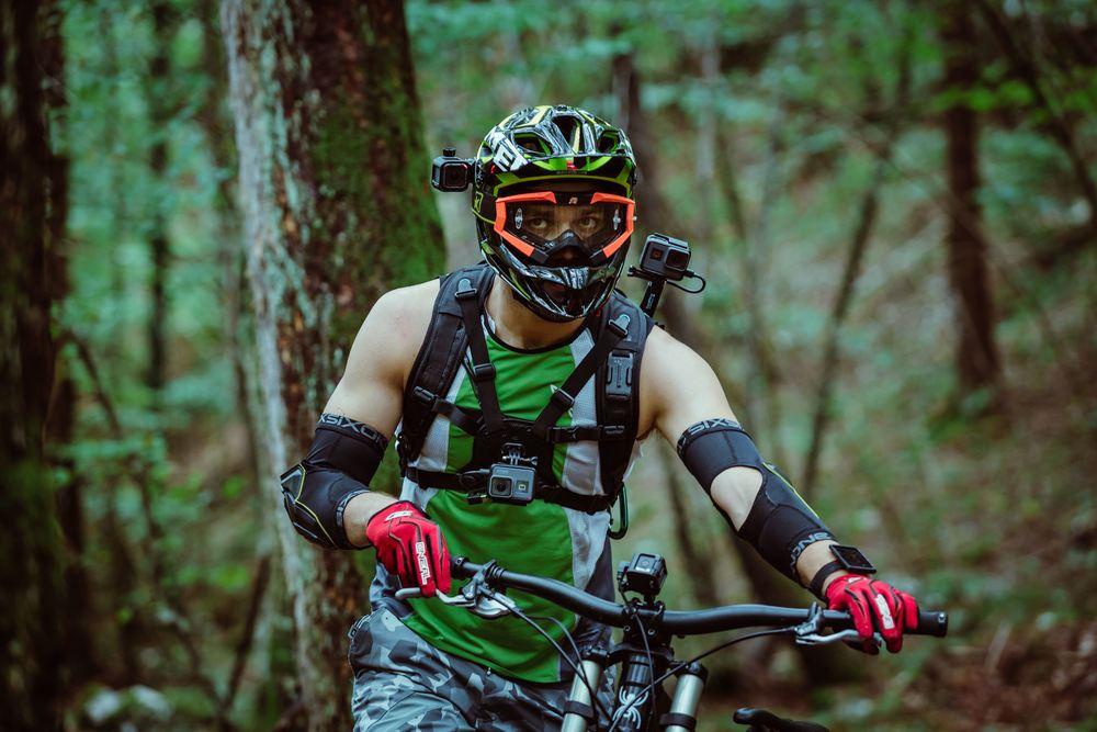 Ride: Lorenzo Richelmy in una scena del film