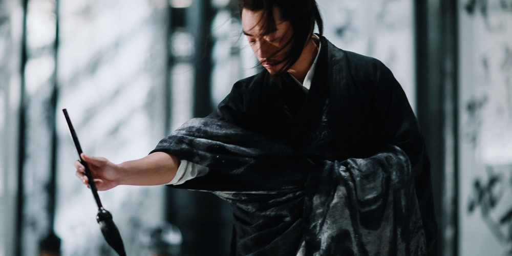 Shadow: un'immagine del film di Zhang Yimou
