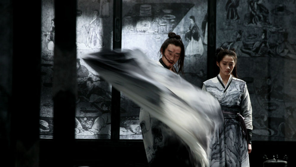 Shadow: un'immagine tratta dal film