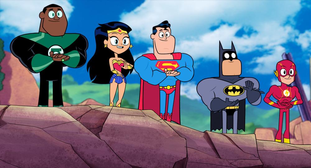 Teen Titans Go! Il film: un'immagine del film d'animazione
