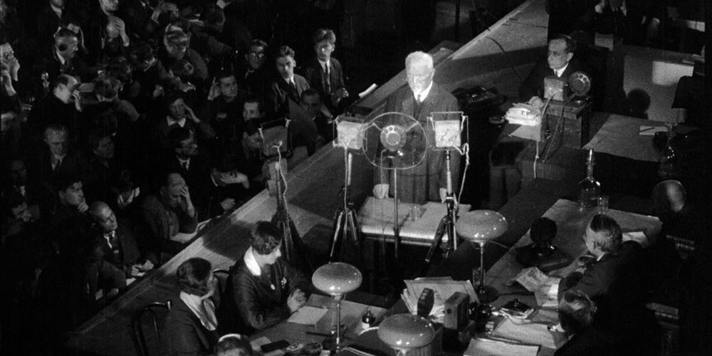 The Trial: un momento dal documentario