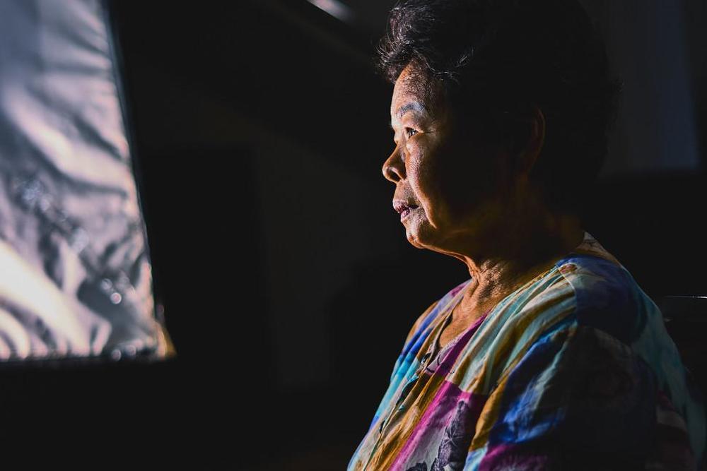 Your Face: un'immagine del documentario