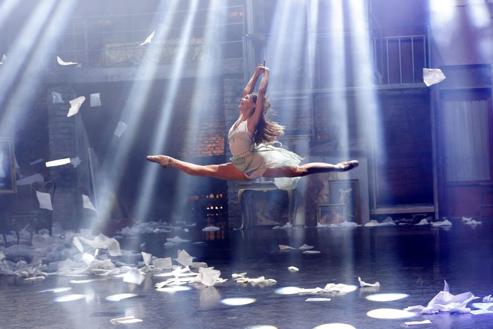 New York Academy - Freedance: Juliet Doherty in un momento del film