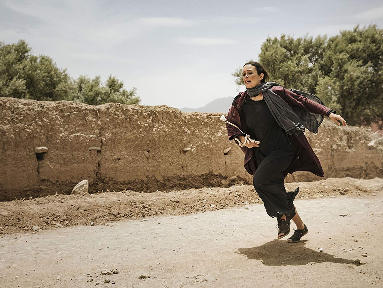 Tom Clancy's Jack Ryan: Dina Shihabi in una scena