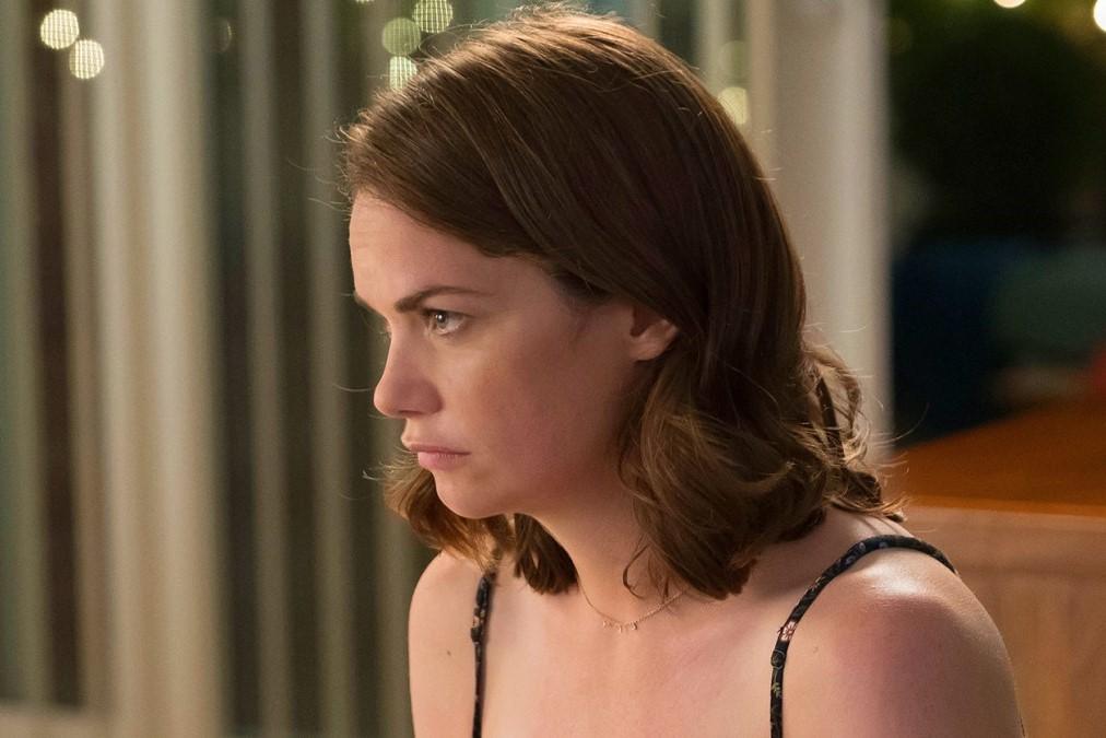 The Affair: Ruth Wilson in una scena del nono episodio della quarta stagione