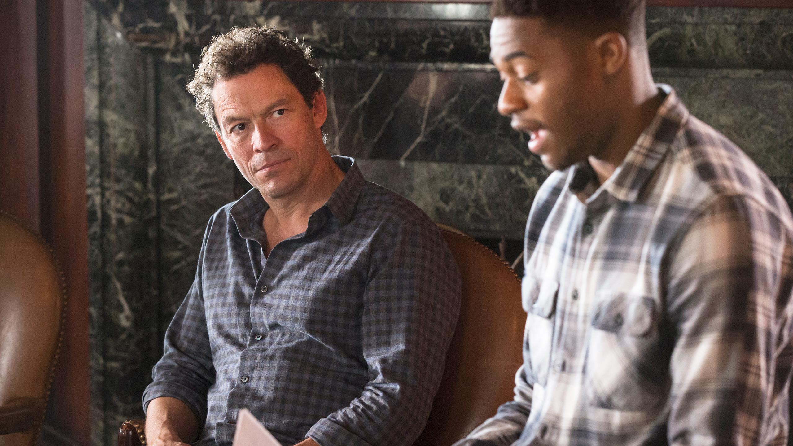 The Affair: una scena con Dominic West, quarta stagione