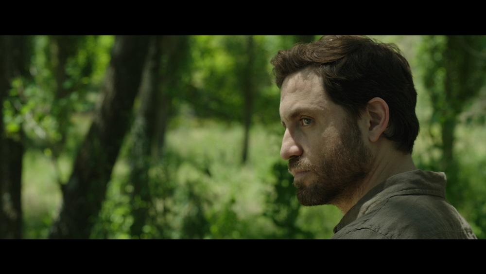 The Quietude: un primo piano di Edgar Ramirez