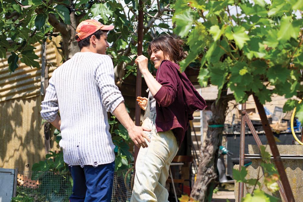 Un giorno all'improvviso: Giampiero De Concilio e Anna Foglietta in una scena del film