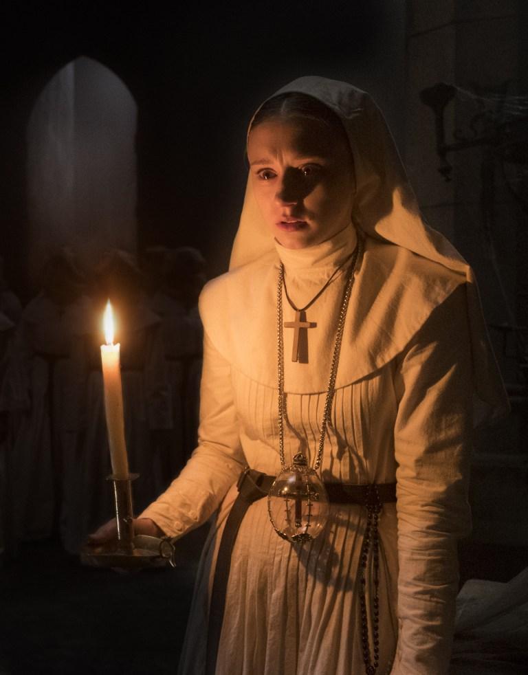 The Nun: la protagonista Taissa Farmiga