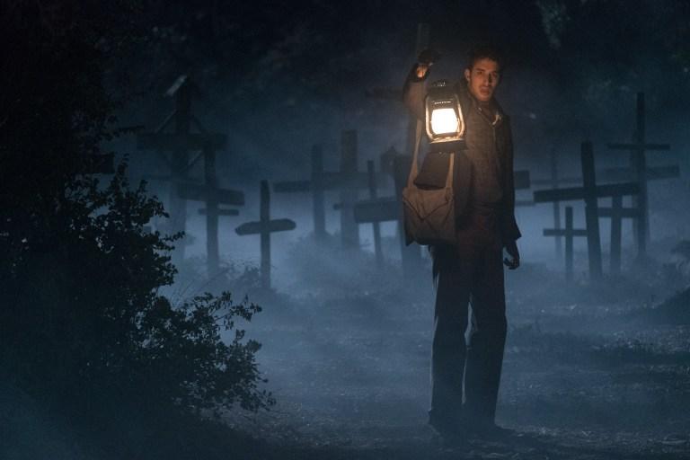 The Nun: un'immagine ufficiale del film