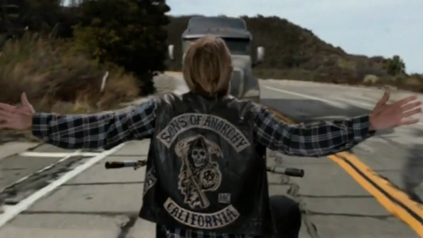 Sons of Anarchy: la morte di Jax