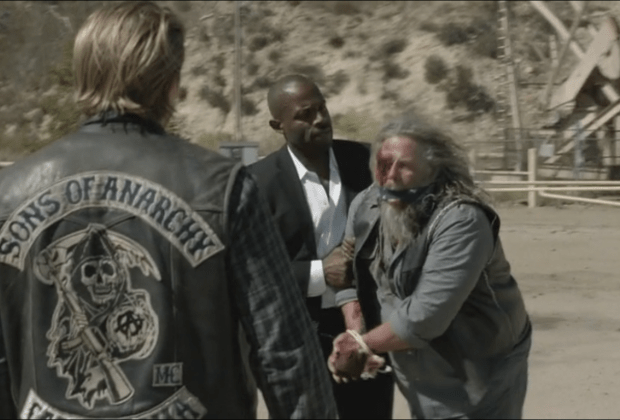 Sons of Anarchy: la morte di Bobby