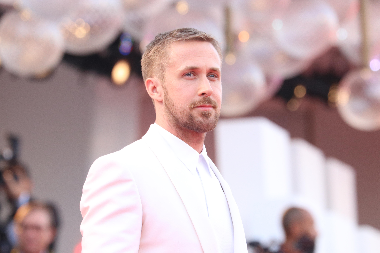 Venezia 2018: Ryan Gosling sul red carpet di apertura