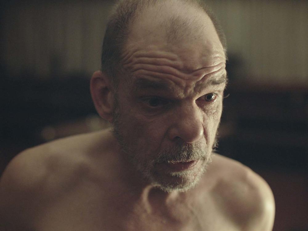 The Mountain: Denis Lavant in una scena del film
