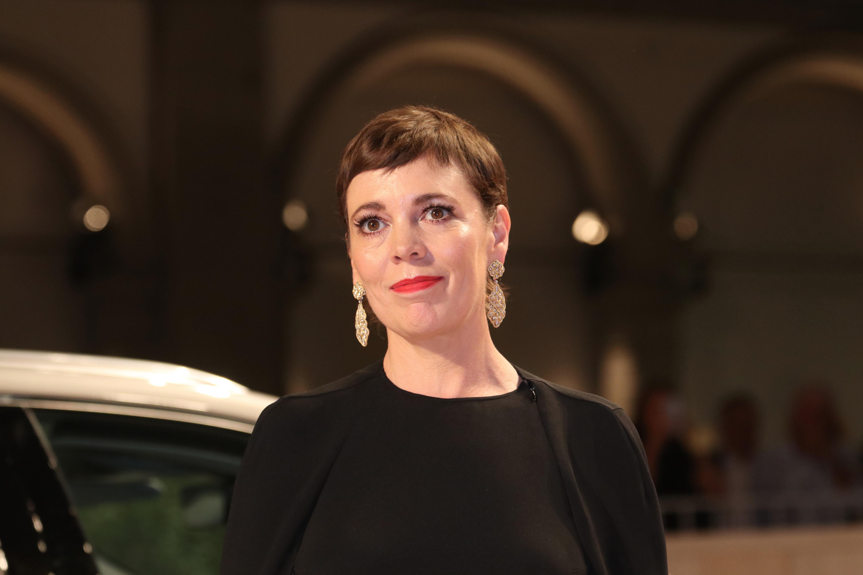 Venezia 2018: Olivia Colman sul red carpet de La favorita
