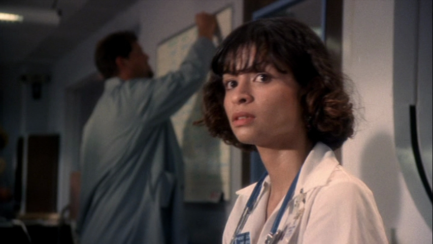 Vanessa Marquez è l'infermiera Wendy in E.R. Medici in prima linea