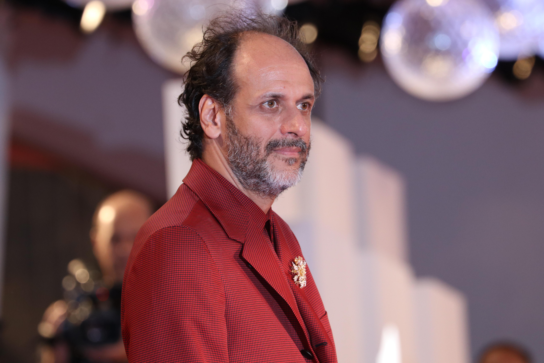 Venezia 2018: Luca Guadagnino sul red carpet di Suspiria