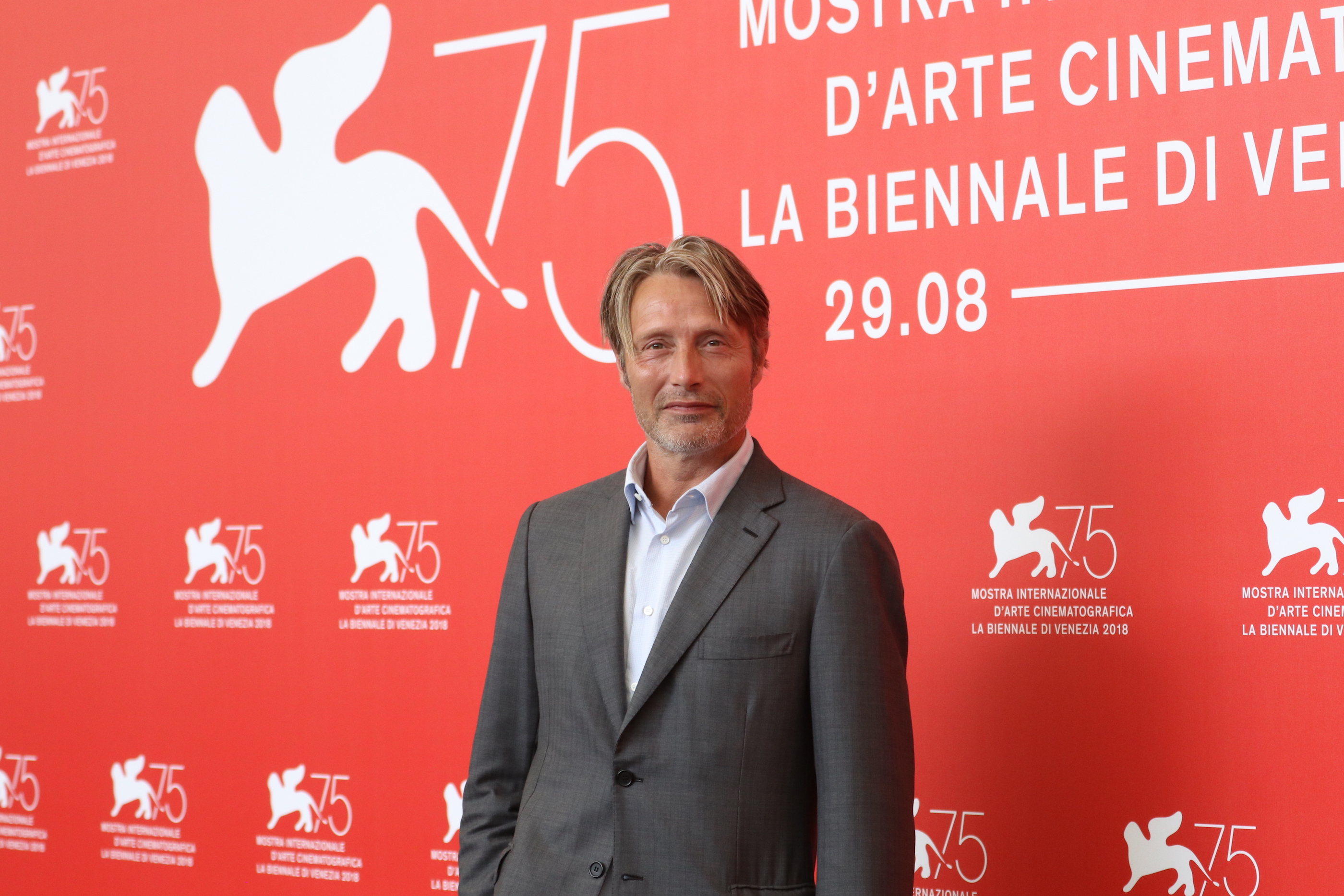 Venezia 2018: al photocall di At Eternity's Gate