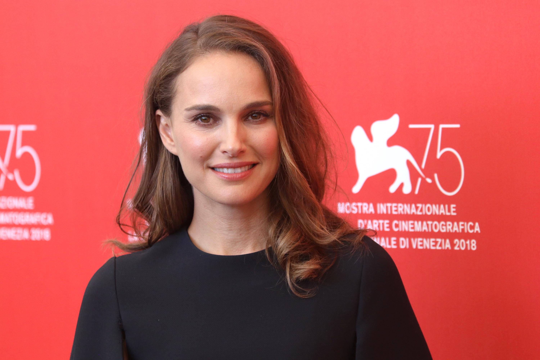 Venezia 2018: Natalie Portman al photocall di Vox Lux